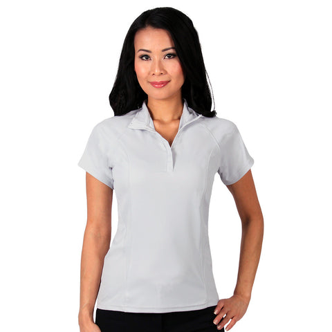 Tuscany Short Sleeved Sun Protective Equestrian Shirt