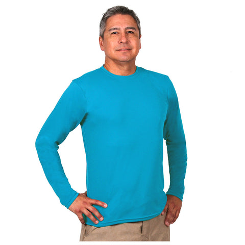 Nozone UV Blocking Men's Sun Protective Long Sleeve Versa-T
