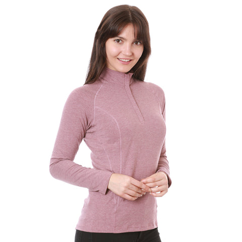 Umbria Long Sleeve Equestrian Shirt