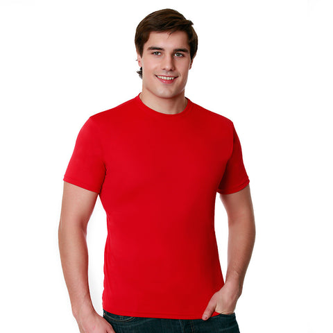 NZ Men's Short Sleeved Versa T-Shirt