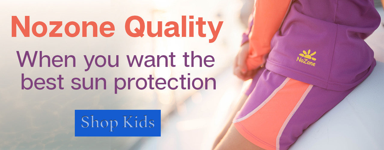 sun protective apparel for children from NoZone