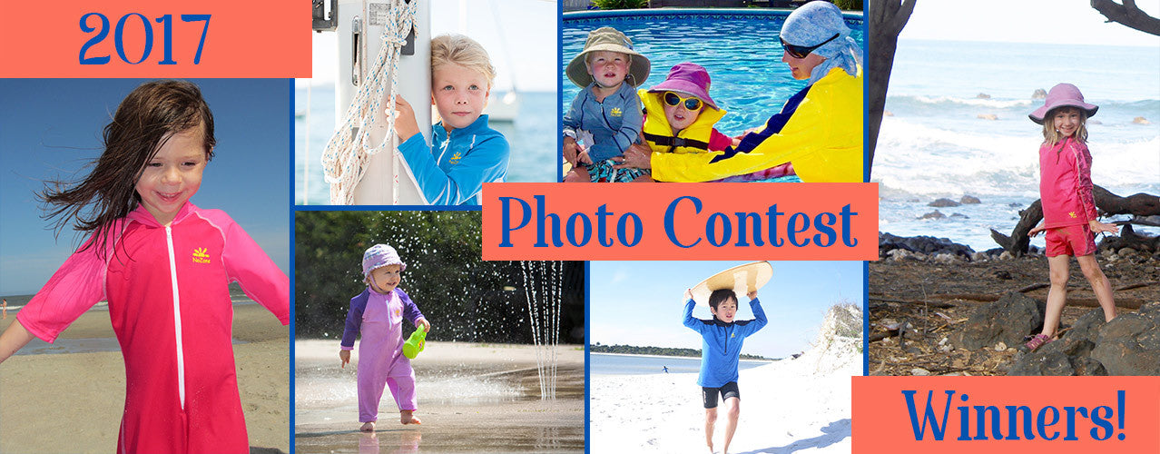 Nozone Photo Contest - Sun Protective Clothing
