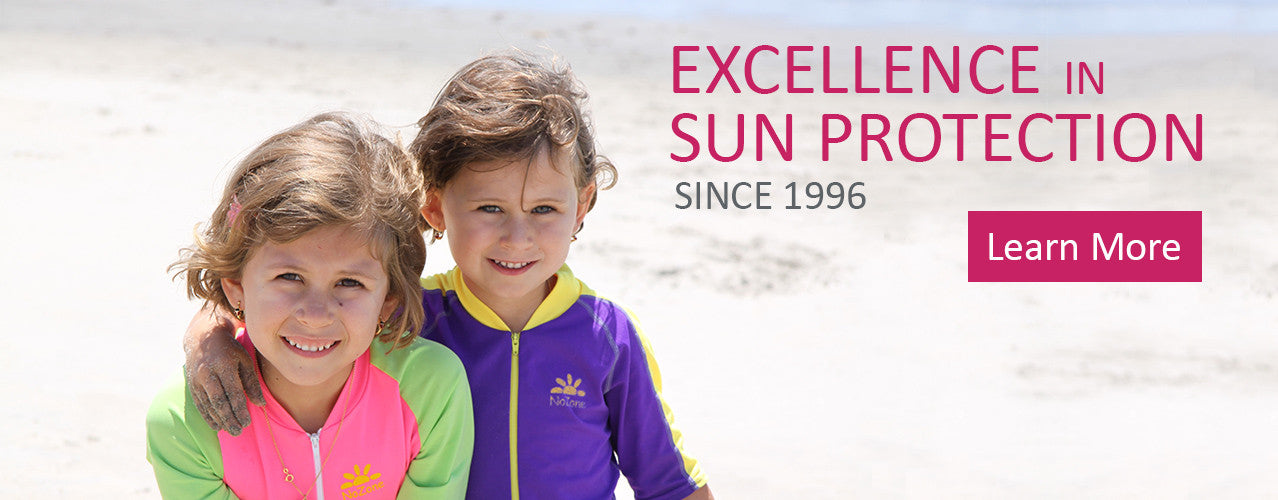 About Us Nozone sun protection since 1996