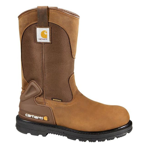 "Men's Carhartt 11"" Non-Safety Toe Work Boots, CMP1100"