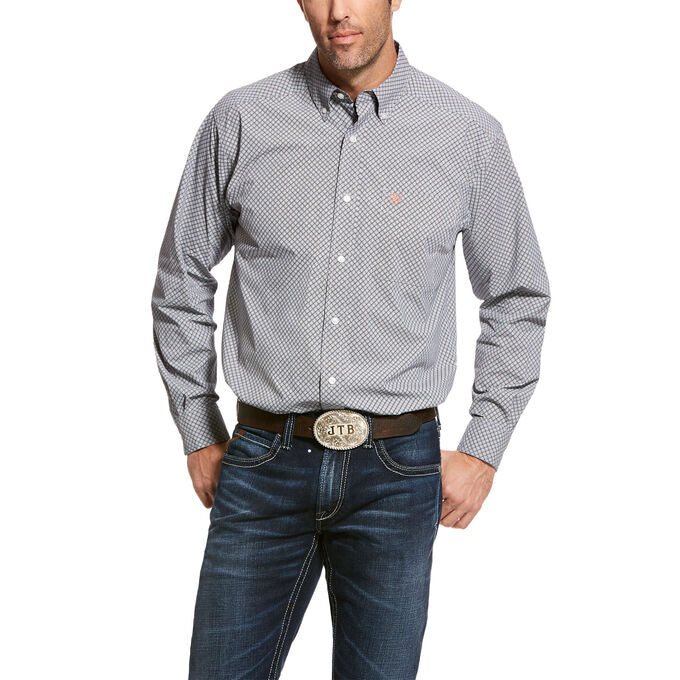 Men's Ariat Urway Stretch Classic Fit Shirt, 10028111