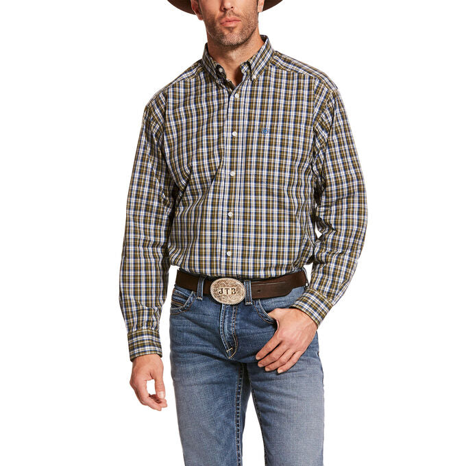 Men's Ariat Pro Series Bahlmann Classic Fit Shirt, 10028900