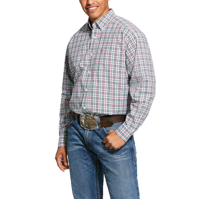 Men's Ariat Pro Series Kermit Classic Fit Shirt, 10030698