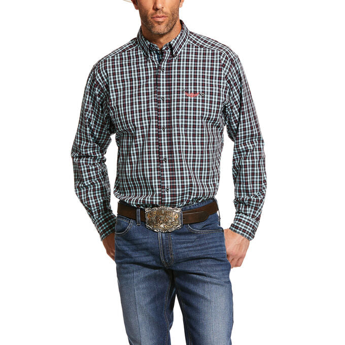 Men's Ariat Relentless Tough Stretch Classic Fit Shirt, 10030815
