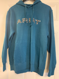 Men's Ariat Blue Stars and Stripes Hoodie, 10029957