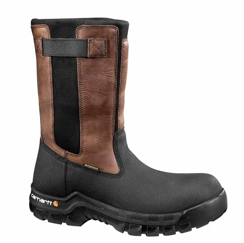 "Men's Carhartt Rugged Flex 10"" Composite Toe Wellington Boots, CMF1391"