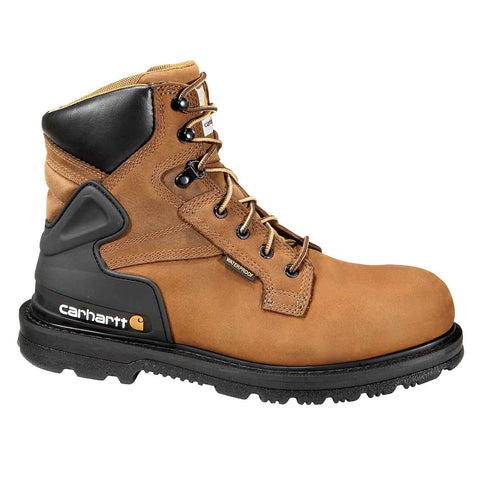 "Men's Carhartt 6"" Steel Toe Work Boots, CMW6220"