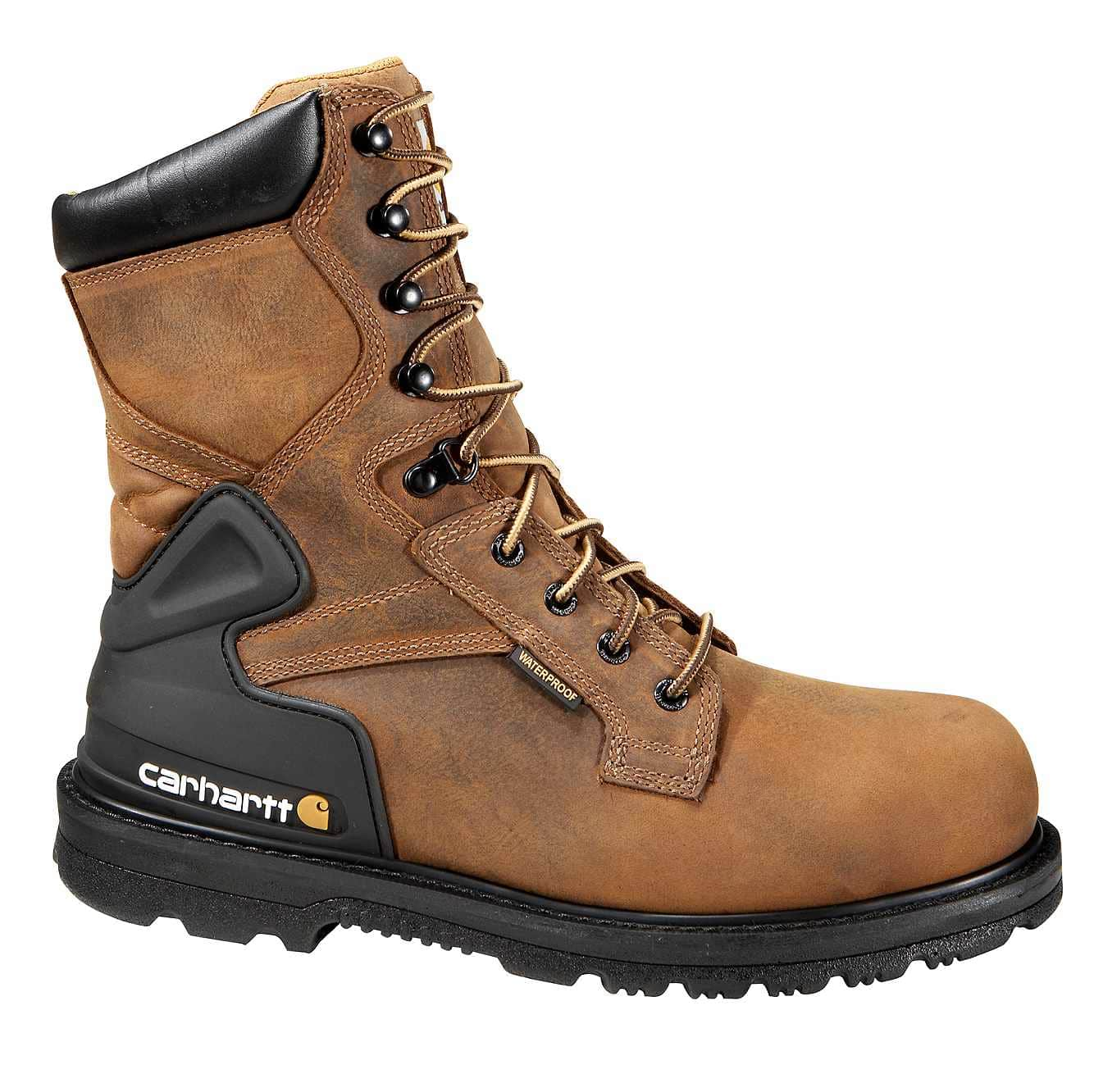 "Men's Carhartt 8"" Non-Safety Toe Work Boots, CMW8100"