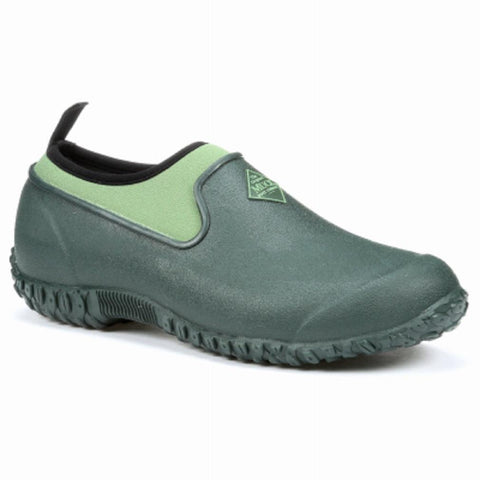Women's Muck Boot Green Muckster Shoes, M2LW - 300