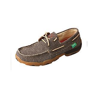 Men's Twisted X Dust Eco Driving Mocs, MDM0064