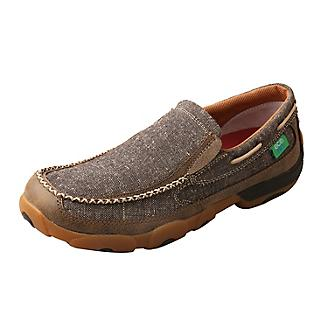 Men's Twisted X Dust Driving Mocs, MDMS012