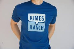 Men's Kimes Ranch Cool Blue Explicit Warning T-Shirt