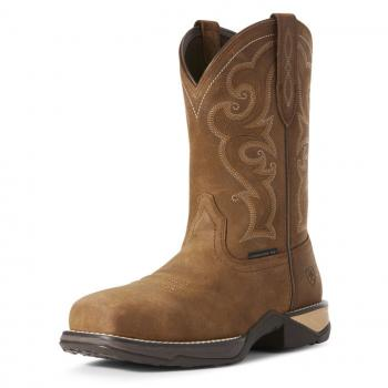 Women's Ariat Composite Square Toe Wellington Boot, 10027422