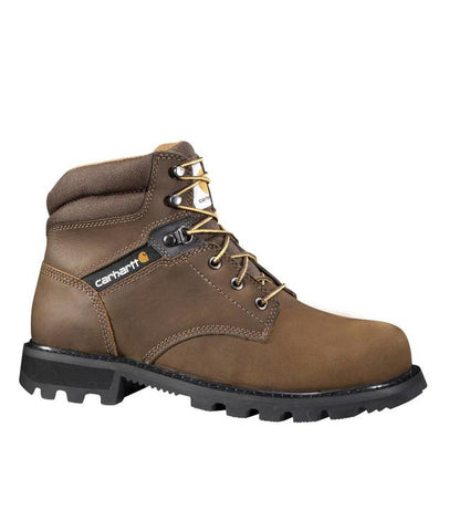 "Men's Carhartt 6"" Non-Safety Toe Work Boots, CMW6174"