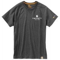 Men's Carhartt Carbon Heather Force Delmont 89 T-Shirt, 103184 026