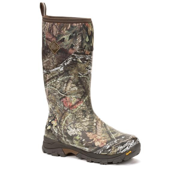 Men's Mossy Oak Arctic Ice Tall Muck Boots, AVTV - MOCT