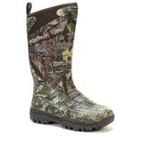 Men's Brown / Mossy Oak Infinity Muck Boots, PSF - INFT
