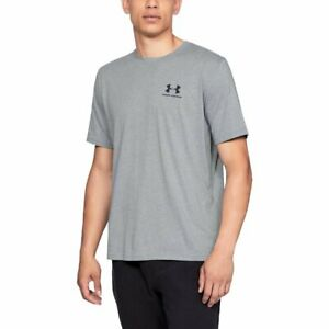 Men's Under Armour Sportstyle Left Chest SS T-Shirt, 1326799 036