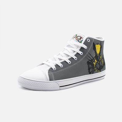 Wolverine Splash High Top Canvas Shoes