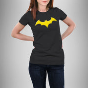 Batgirl Logo T-Shirt-Hero Gear