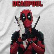 Deadpool Unicorn T-Shirt-Hero Gear