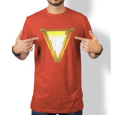 Shazam T-Shirt-Hero Gear