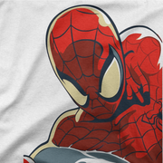 Spidey Comic Book T-Shirt-Hero Gear