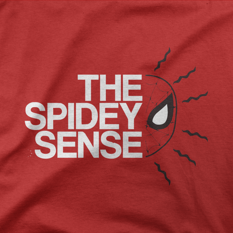 The Spidey Sense T-Shirt-Hero Gear