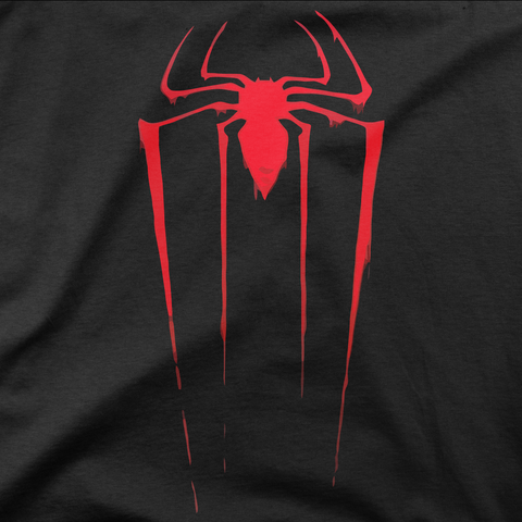 The Amazing Spider-Man Logo T-Shirt-Hero Gear