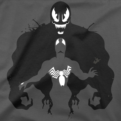 Venom T-Shirt-Hero Gear