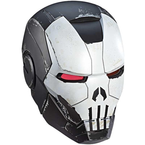 MARVEL LEGENDS WAR MACHINE THE PUNISHER HELMET-Hero Gear