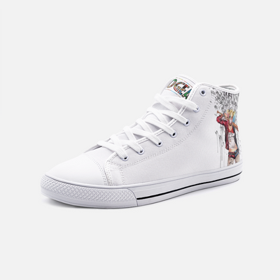 Harley High Top Canvas Shoes