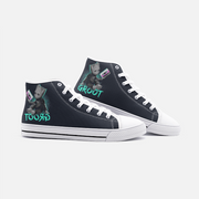 Baby Groot High Top Canvas Shoes