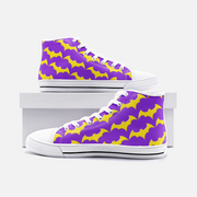 BatGirl High Top Canvas Shoes