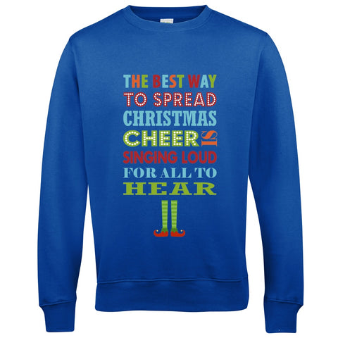 Jumper - Elf Christmas Cheer Jumper
