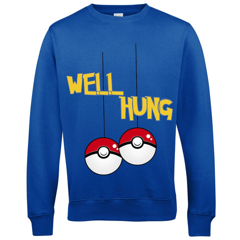 Jumper - Pokemon Well Hung Christmas Jumper