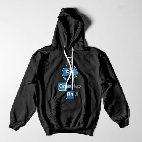 Mens Hoodies - Breaking Bad Sesame Street Hoodie