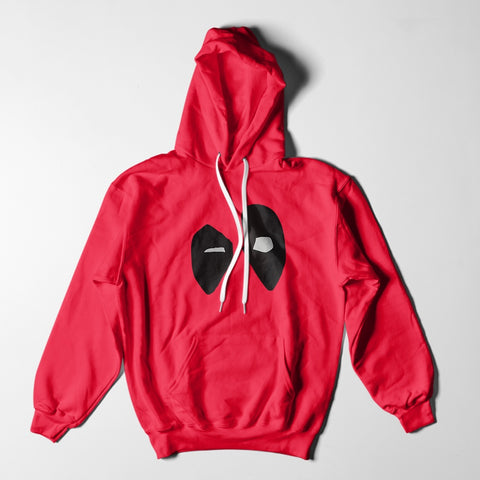 Deadpool Confused Face Hoodie-Hero Gear