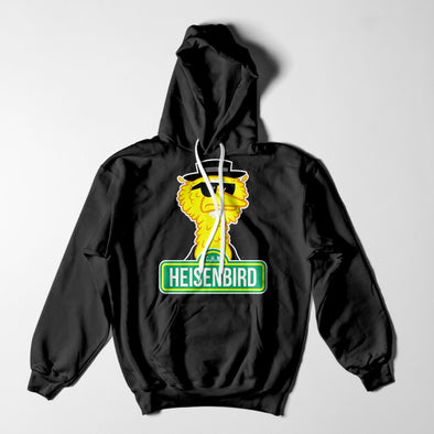 Mens Hoodies - Heisenbird Breaking Bad Hoodie