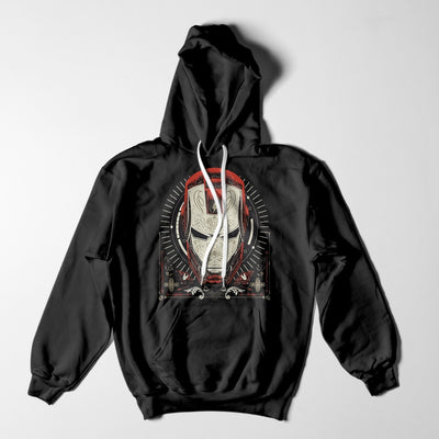 Iron Man Tattoo Hoodie-Hero Gear