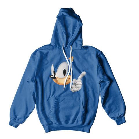 Sonic The Hedgehog Hoodie-Hero Gear