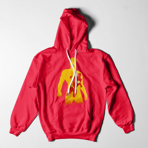 Mens Hoodies - The Flash Hoodie