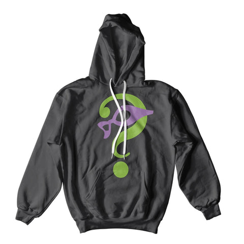 Mens Hoodies - The Riddler Hoodie