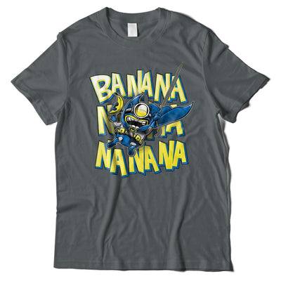 BA NA NA NA NA NA Batmin T-Shirt-Hero Gear