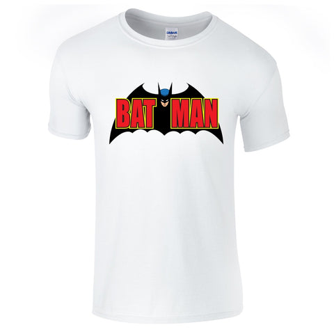 Batman 1970's Retro T-Shirt-Hero Gear