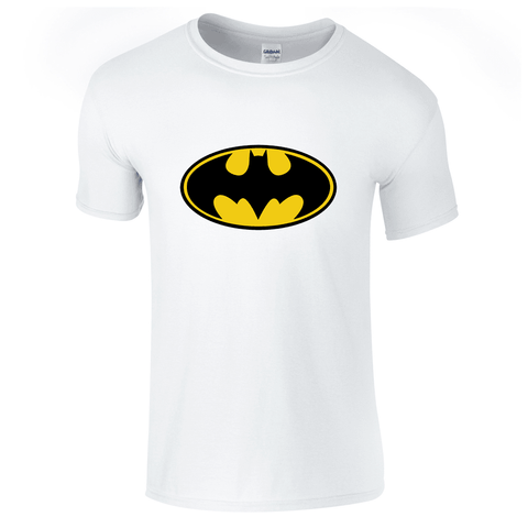 Batman Logo T-Shirt-Hero Gear